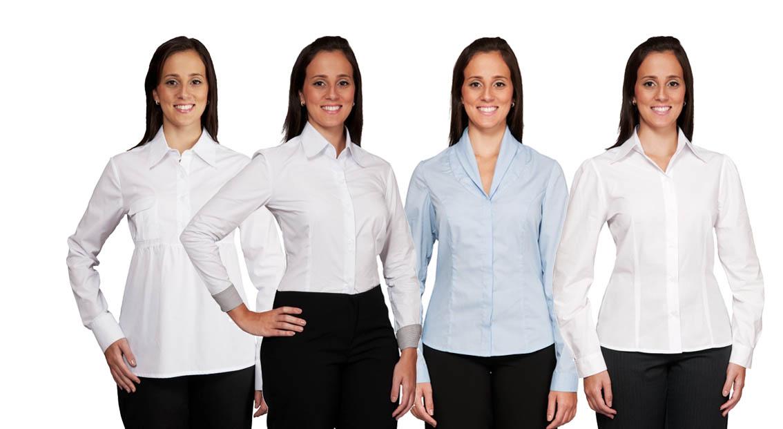 8638bc396 Camisa Social Feminina - Estampas e Modelos