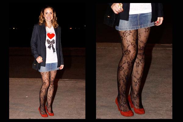 d28cd0c83 Looks Com Meia Calça - Cores e Modelos | Hiper Feminina