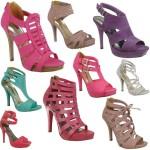 As Sandalias da Moda