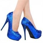 Como Usar Sapatos Com Glitter