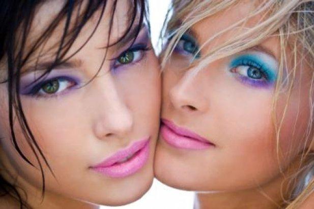 Maquiagem no Verao